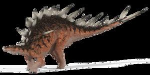 Kentrosaurus_01 by 2ndecho