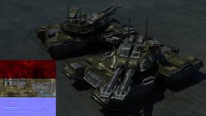 Mammoth Tank by Helge129