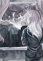 Ominous Skies by yueyuetan