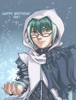 Happy Birthday Nix! by yueyuetan