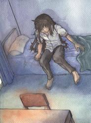 Restless by yueyuetan