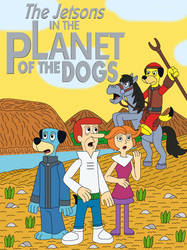 The Jetsons in the Planet of the Dogs by MCsaurus