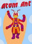 Atom Ant by MCsaurus