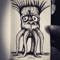 Scribble art by KBINOKC