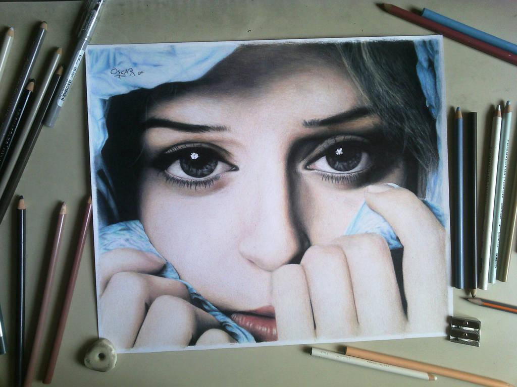 Ojos Bonitos By Oscargzhz On Deviantart