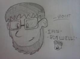 Ian Boswell. by VioletLinked