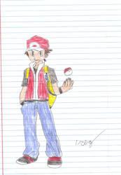 Pokemon Trainer-Boy by 1rockbandguy