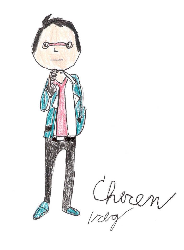 Cheren by 1rockbandguy