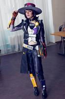 Sheriff of Lynchwood:AnimaU'14 festival by Harusame-chan