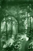 Dark Forest by Sweetrosali
