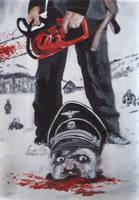 Zombies X-mas by Sweetrosali