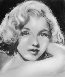 Norma Jean by Sweetrosali
