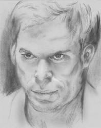 Dexter, my favorite serial killer by Sweetrosali