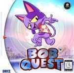 Bob Quest (Happy Bday Driz) by TheAlienBanana