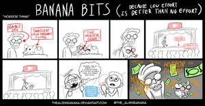 BANANA BITS- Horror Thing by TheAlienBanana