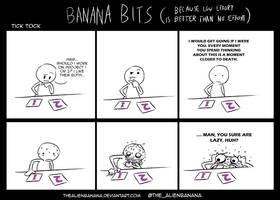 BANANA BITS- Tick Tock by TheAlienBanana