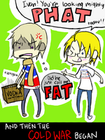 APH: RUSSIA YER SO PHAT by KAGEnoSORA