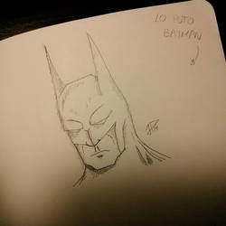 Batman by Jorculio
