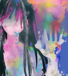 Fade Into Color by kiarari