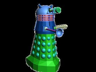 Dalek by ragadorn