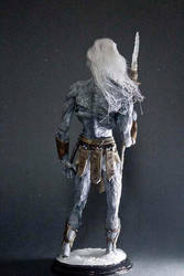 White walker King Back by philipe3d