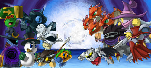 -The Most Underrated Kirby Klash of the Century- by ShadowScarKnight