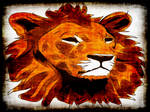 The Lion II by BL8antBand