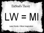 LW equals MI by BL8antBand