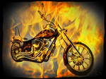 Motorcycle by BL8antBand