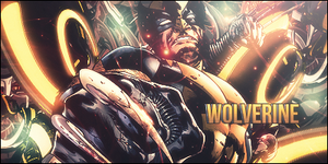 Wolverine Signature by JROD707