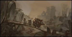 Junkyard by tim-mcburnie