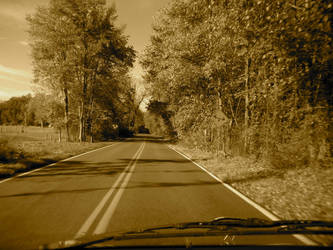 The Backroads by StephanieNicole1002