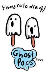 Ghost Pops WoOOoooOO by kidsrsmelly