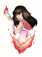 Sailor Mars by Anemone6