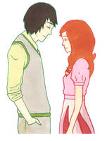 Lily n Severus by Anemone6