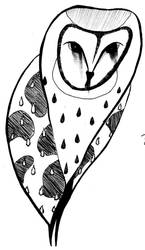 Spirit Owl by crossed-fingers