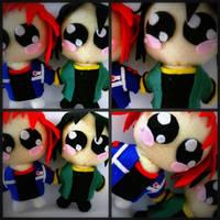 frerard dolls by galoveunicorns