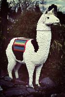 Lego llama by chazzi