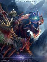 Diegodealmeida-dragon-knight by Diegodealmeida