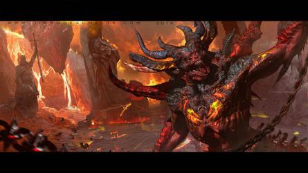 Warlord by Diegodealmeida