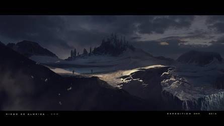 Expedition site by Diegodealmeida