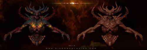Diego de Almeida - Warlord 2 by Diegodealmeida