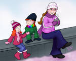 Family Portrait by Purplefire40