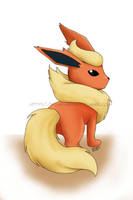 Flareon by Purplefire40