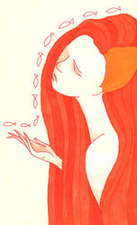 Red by Debrarium