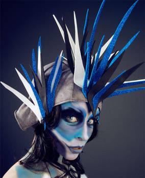 Cirque Du Soleil Makeup by Anesthetic-X
