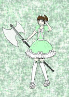 Magical Girl For a Friend 2 (Taylee) by lolzmelmel