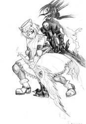 knights by Lokheart