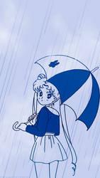 Walking In The Rain by soapboxinggeek