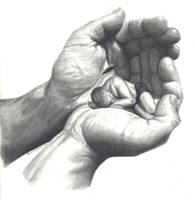 In His Hands by pencil-paradise